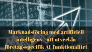 Marknadsföring med AI