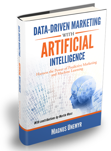 data driven marketing ai book
